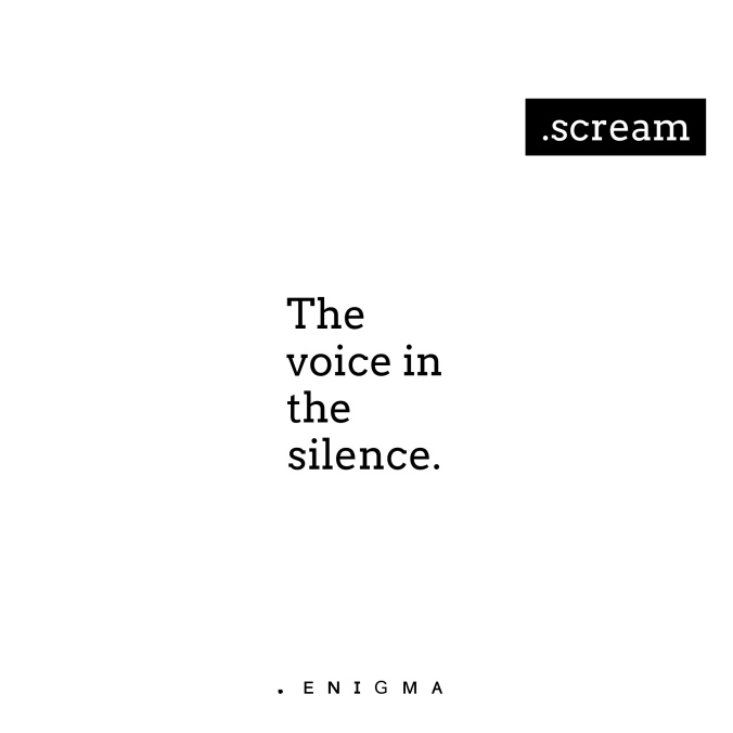 The Silence in the Voice.